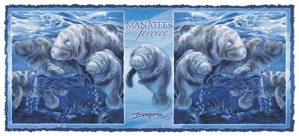 Manatees Forever - Mug