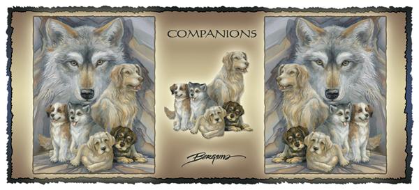 Dogs / Companions - Mug