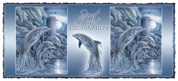 Spirit Of Illumination - Mug
