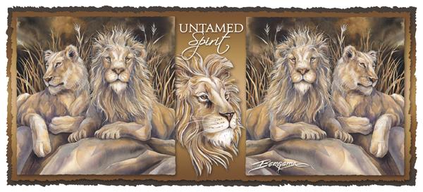 Untamed Spirit - Mug