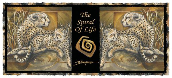 The Spiral Of Life - Mug