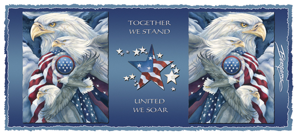 Together We Stand... - Mug