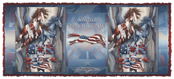 A Passion For Freedom - Mug
