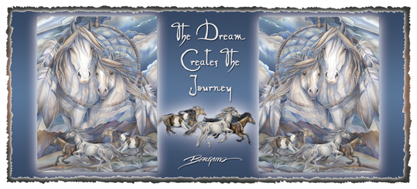The Dream Creates The Journey - Mug