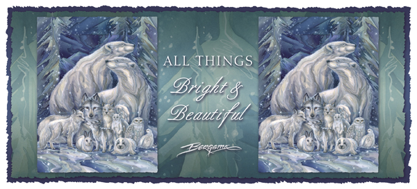 All Things Bright And Beautiful - Mug