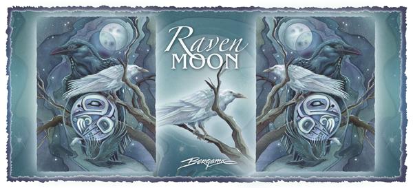 Raven Moon - Mug