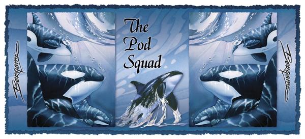 The Pod Squad - Mug