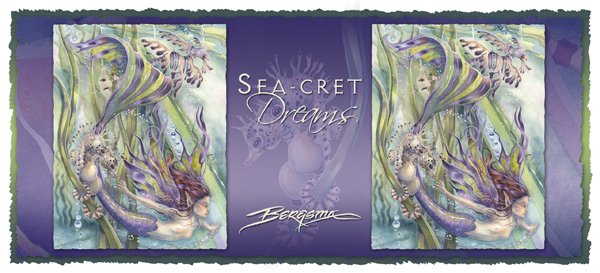 Sea-cret Dreams - Mug