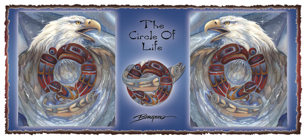 The Circle Of Life - Mug