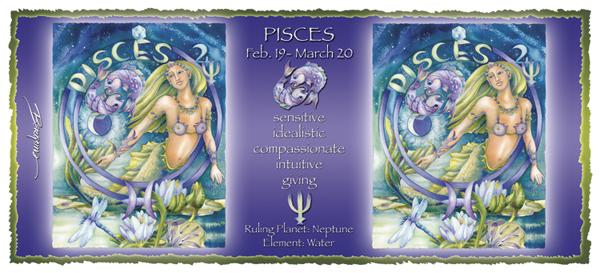 Pisces - Mug