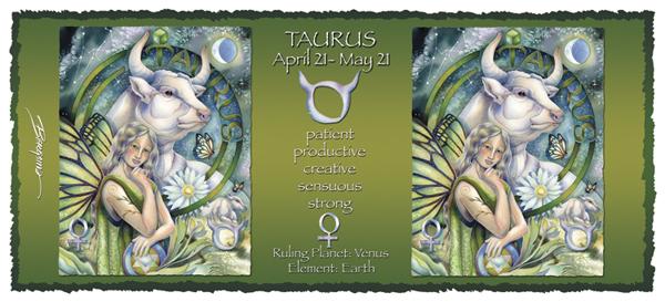 Taurus - Mug