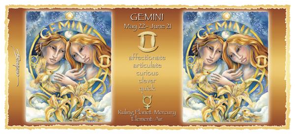 Gemini - Mug