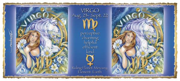 Virgo - Mug