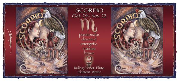 Scorpio - Mug