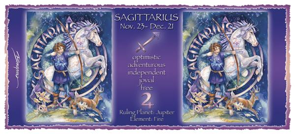 Sagittarius - Mug