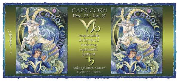 Capricorn - Mug