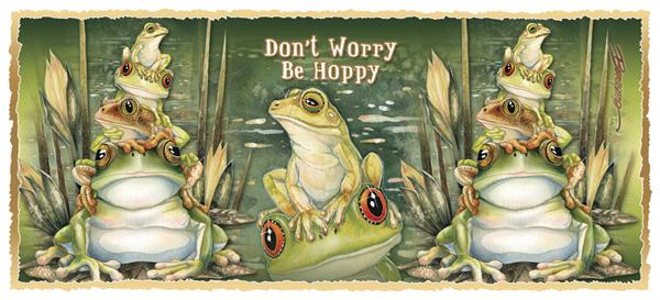 Top Frog - Mug