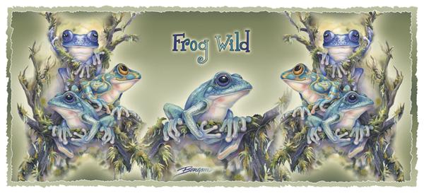 Frog Wild - Mug