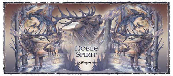 Noble Spirit  - Mug