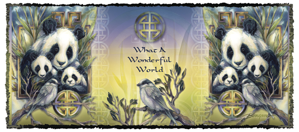 What A Wonderful World - Mug