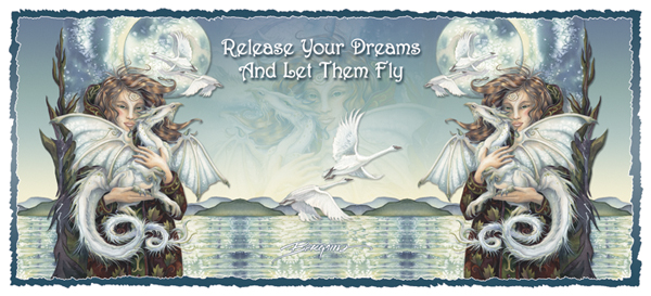 Release Your Dreams - Mug