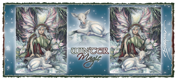 Winter Magic - Mug