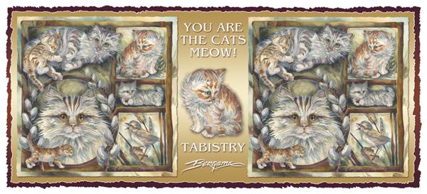 Cats / Tabistry - Mug