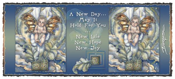 A New Day... - Mug