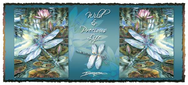 Wild & Precious Life - Mug