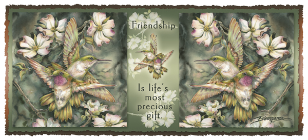 Friendship... - Mug