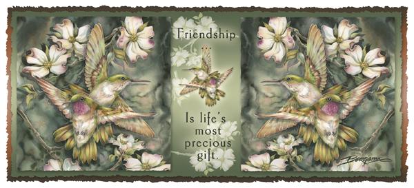 Friendship... - Mug