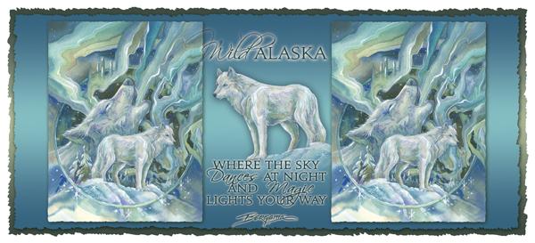 Wild Alaska - Mug