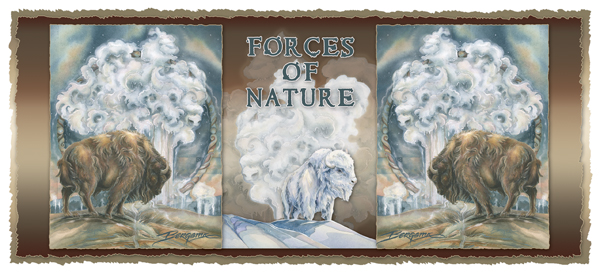 Forces Of Nature - Mug
