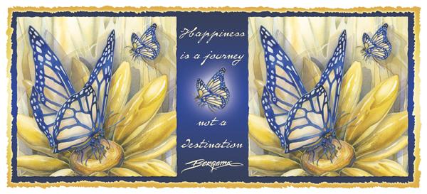 Butterfly Magic... - Mug