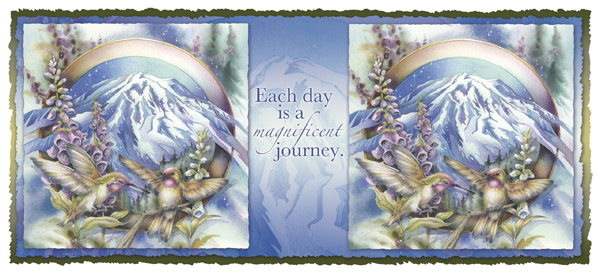 Magnificent Journey - Mug