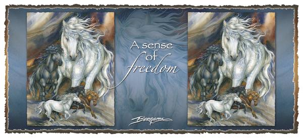 A Sense Of Freedom - Mug