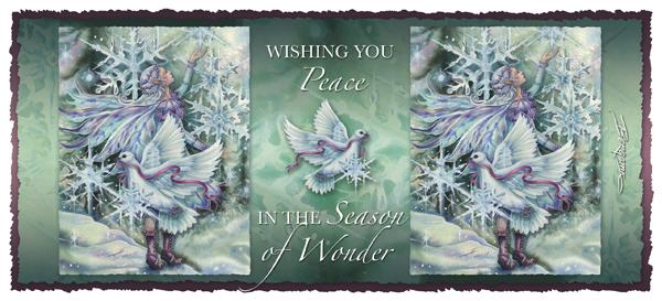 Wishing You Peace -  Mug