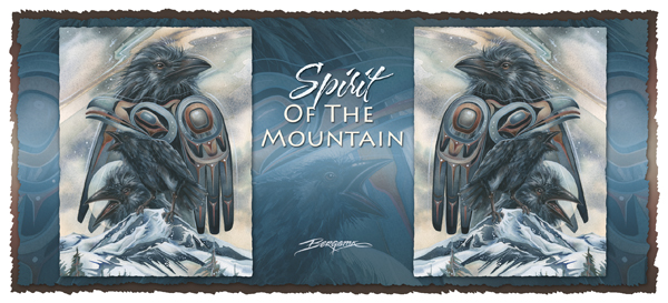 Spirit of the Mountain - Mug