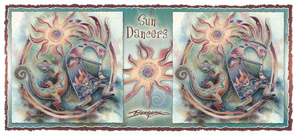 Sun Dancers -  Mug