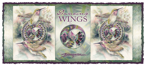 Dancing Wings - Mug