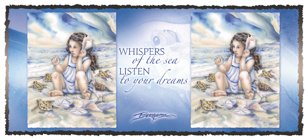 Whispers of the Sea -  Mug