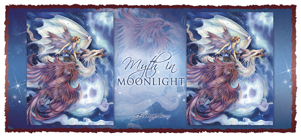 Myth in Moonlight - Mug