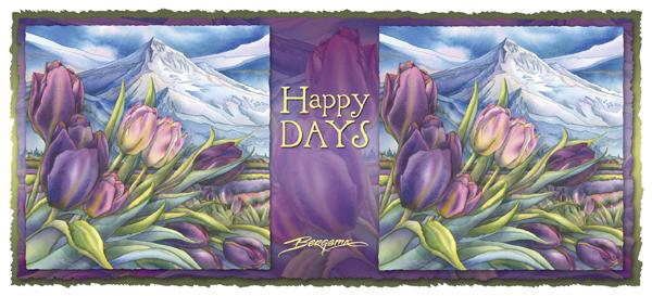 Happy Days - Mug