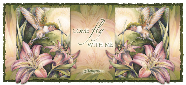 Come Fly With Me - Mug