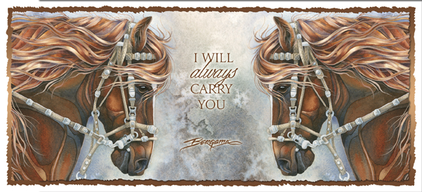I Will Always Carry You - Mug
