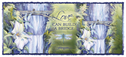 Love Can Build A Bridge - Mug