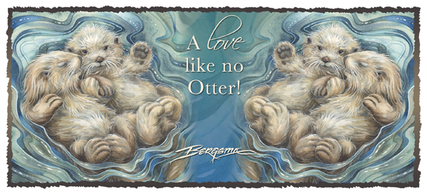 A Love Like No Otter - Mug
