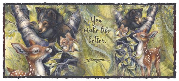 You Make Life Better - Mug