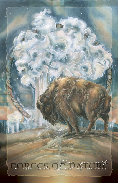 Buffalo/ Forces of Nature