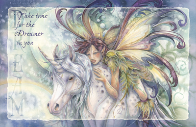 Faeries / Take Time for the Dreamer in You